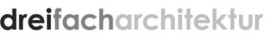 dreifacharchitektur Logo